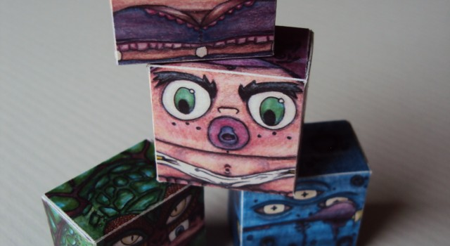 Characters In A Box