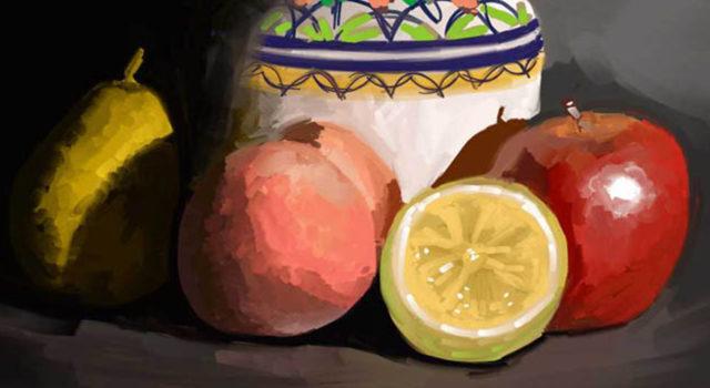 Still-Life Fruit