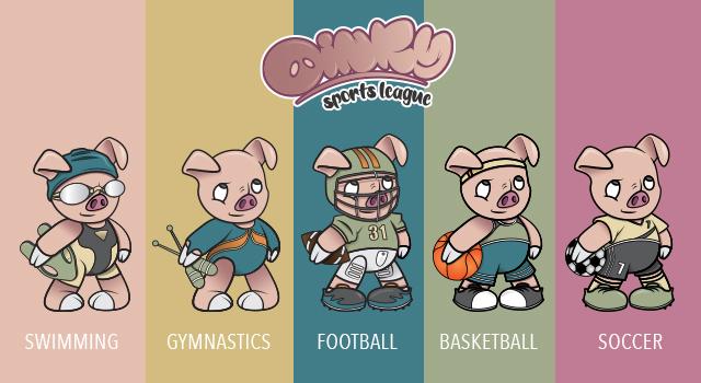 Oinky Sports League